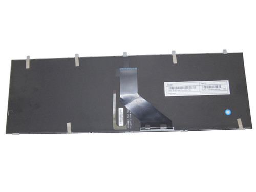 Laptop Keyboard For CLEVO W370ET MP-13H83K0J4309 6-80-W67C0-110-1 Korea KR With Black Frame And Backlit