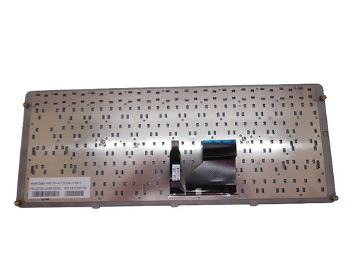 Laptop Keyboard For Gigabyte P34F V5 P34G P34G V2 P34G V7 P34K V3 P34K V5 P34K V7 P34W V3 P34W V5 U.S.English International UI With Black Frame And Backlit