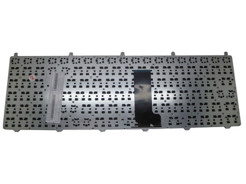 Laptop Keyboard For CLEVO MP-12N76DK-430 6-80-W6500-030-1G 6-80-W6500-030-1 6-80-W6500-032-1 Danish DM With Grey Frame