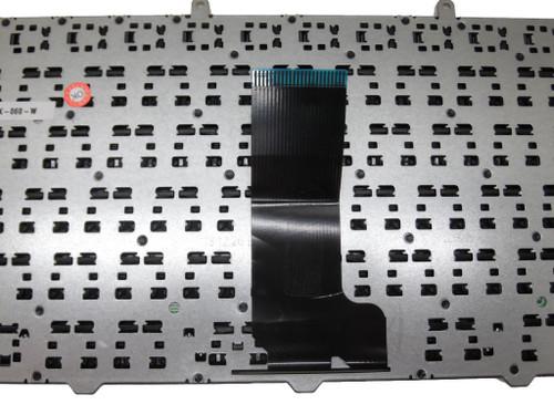 Laptop Keyboard For CLEVO MP-12N76F0-430 6-80-W6500-060-1G 6-80-W6500-060-1 6-80-W6500-062-1 French FR With Grey Frame