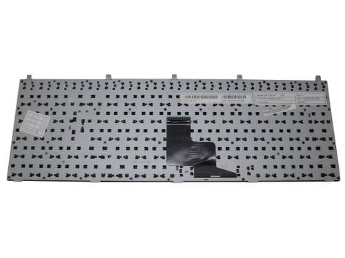 Laptop Keyboard For CLEVO M980NU MP-08J46GB-4304W 6-80-P15S0-190-1 United Kingdom UK With Black Frame