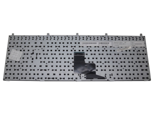 Laptop Keyboard For CLEVO M980NU MP-08J43US-4304W 6-80-P15S0-010-1 6-80-W67B0-010-1 United States US With Black Frame