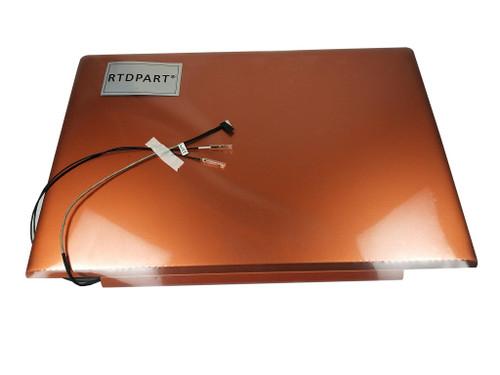 Laptop LCD Top Cover For Lenovo U330 U330P Orange 3CLZ5LCLV70 90203125 Back Cover New Original