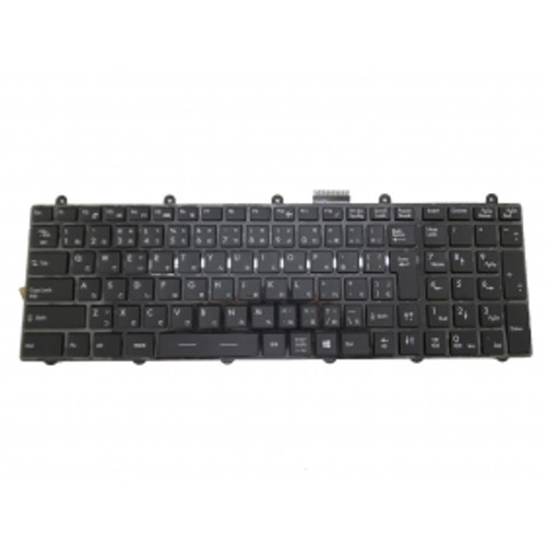 Laptop Keyboard For MSI GE60 2OC 2OD 20E 2PL GE70 2PC 2PE 2QD 2QE GP60 2PE 2QE 2QF GT60 0NC 0ND 0NE 0NF 0NG 0NR 2OC 2OD 2OJ 2OK 2PC 2PE Japanese JA With Black Frame
