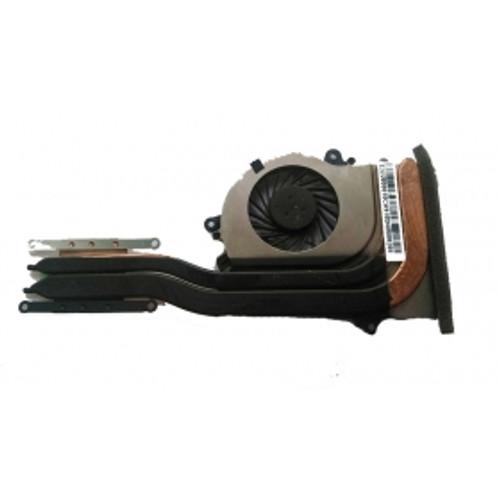 Laptop CPU Heatsink&Fan For MSI WS72 6QH 6QI 6QJ WS72-6QI161FD WS72-6QJ16H21 UX7 MS-1771 0.55A 5VDC PAAD06015SL N184 E322600010CA91