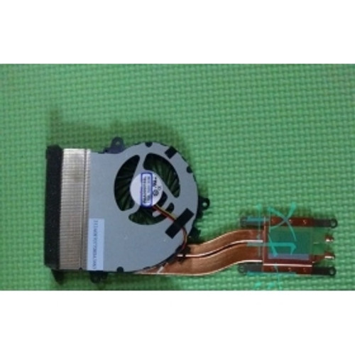 Laptop CPU Heatsink&Fan For MSI GS70 UX7 MS-1771 0.55A 5VDC PAAD06015SL N184 E322600010CA91