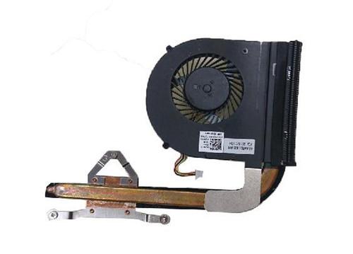 Laptop CPU Heatsink&Fan For DELL Inspiron 14R 5421 5437 5435 3421 V2421 P37G W9FP8 0W9FP8