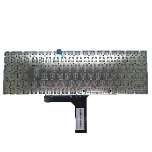 Laptop Keyboard for MSI GP62 6QF GE72 2QC 2QD 2QD 2QL 6QF 6QC 6QD 6QL 7RD PE60 2QE 6QD 6QE United Kingdom UK Without Frame Crystal Keycap