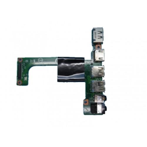 Laptop Audio Board For MSI GE60 GP60 GX61 MS-16GA MS-16GAB USB Used 90% New