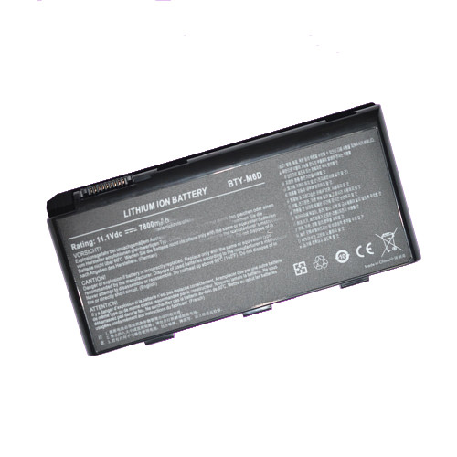 Laptop Battery For MSI GT685R GT70 GT70H GT760 GT760R GT780 GT78 BTY-GS70 GT60 2OC 2PC ONC GT670 GT680 BTY-M6D MS-1762 MS-1763 MS-17631