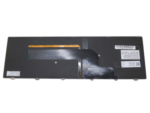 Laptop Keyboard For DELL Inspiron 15 7000 7537 P36F TR Turkey 90.47L07.L0T SG-62010-28A Silver Backlit new