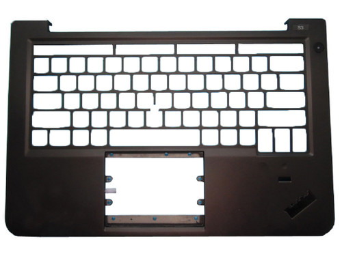 Laptop PalmRest For Lenovo Thinkpad S3-S431 S3-S440 S3 S431 S440 Samll Enter US Layout Upper Case keyboard Bezel Cover With Fingerprints USED