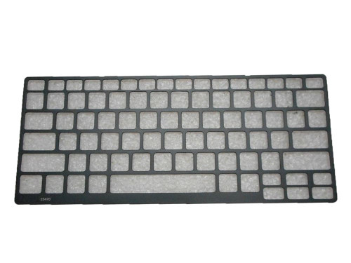 Laptop Keyboard Trim Bezel For DELL Latitude E5470 P62G black US layout 0NRMTG NRMTG new