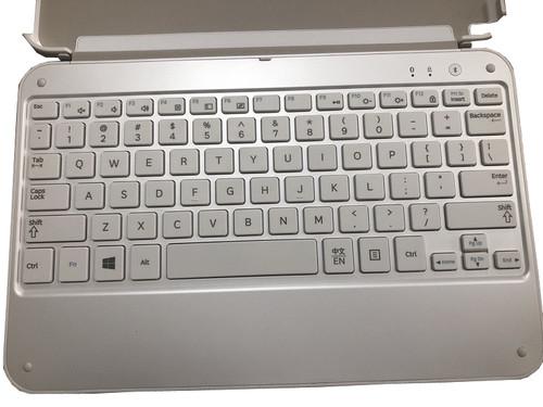 Bluetooth keyboard Base Cover For Samsung ATIV Tab 3 Tablet XE300TZC XQ300TZC 3000TC HMB3708GSA United States US White New