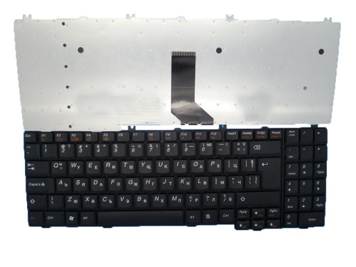 Laptop Keyboard For lenovo G550 G555 V560 B550 B560 B560A Black BG Bulgarian