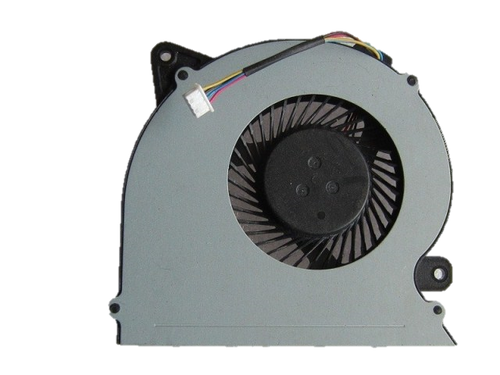 Laptop CPU Fan For EPSON  Endeavor NA601E 13N0-9ZP0J01 AB07505HX07QB00 0B34EB DC5V 0.50A 4Pin 4Wire new and Original