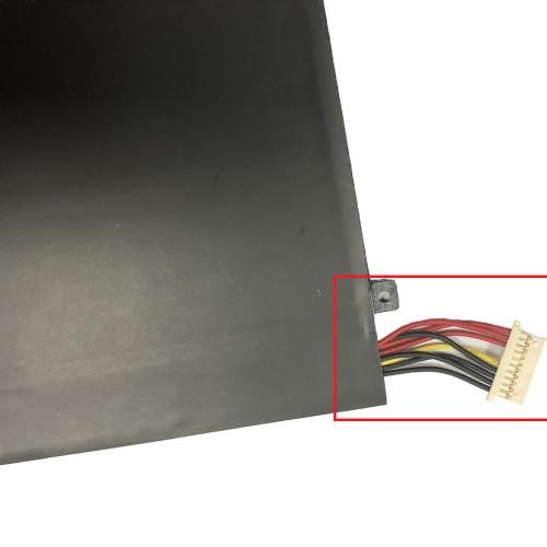 Laptop Battery For Jumper EZBook 3 Pro V3 V4 LB10 P313R 7.6V 4600MAH 34.96WH Empty 2-pin