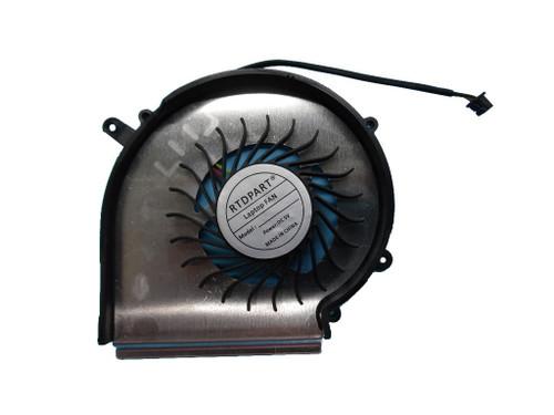 Laptop GPU Fan For MSI GE62 GE72 PE60 PE70 GL62 DFS470805CL0T-FH19 Three lines