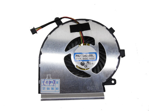 Laptop CPU Fan For MSI GE62 GE72 PE60 PE70 GL62 MS-16J3 PAAD06015SL-N303