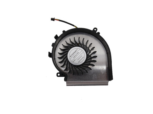 Laptop CPU Fan For MSI GE72 2QE 2QF 2QC 2QD 2QL 6QE 6QF 6QC 6QD 7RD 7RE DFS470805WL0T-FH18 Three lines