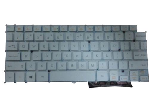 Laptop Keyboard For LG 13Z940-G 13Z940-L 13Z940-M White US English