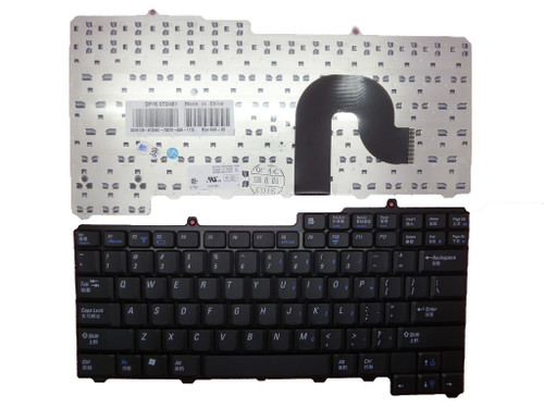Laptop Keyboard For DELL Inspiron 1300 B130 B120 Latitude 120L PP21L black CN Simple Chinese K051125X 0DT461 DT461 New and Original