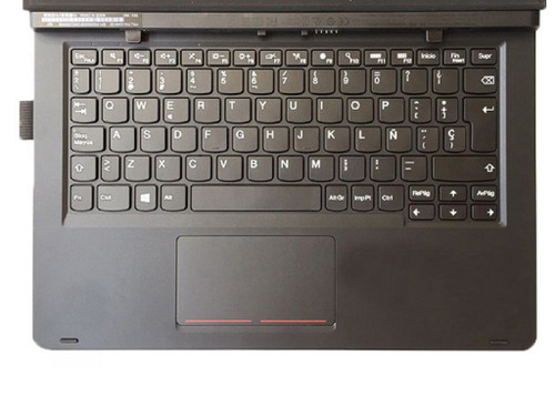 Laptop Keyboard Cover For Lenovo ThinkPad Helix Gen 2 Folio 20CG 20CH 03x9120 Spain SP New