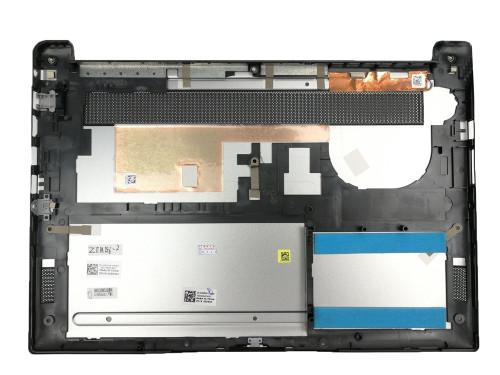 Laptop Bottom Case For DELL Inspiron 14 7460 7472 P74G silver AM1Q3000110 035HW3 35HW3 new