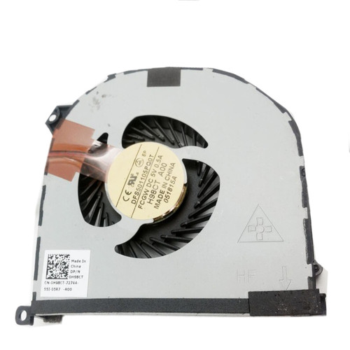Laptop Cooling Fan For DELL XPS 15 9530 Precision M3800 P31F DFS501105PQ0T FCGW 0H98CT H98CT DC28000DRS0 new
