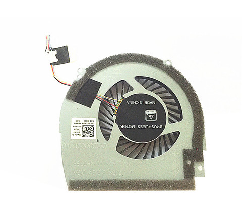 Laptop Cooling Fan For DELL Inspiron 15 7000 7566 7567 P65F DC28000IMF0 DFS2000054H0T FJ2N 0147DX 147DX