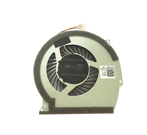 Laptop Cooling Fan For DELL Inspiron 15 7000 7566 7567 P65F DC28000IOF0 DFS541105FC0T FJ2M 0NWW0W NWW0W