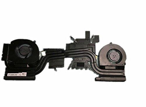 Heatsink&Fan For DELL Alienware M17X R5 AT228001ZC0 EG75070S1-C260-S9A EG75070S1-C270-S9A 056K8G 56K8G
