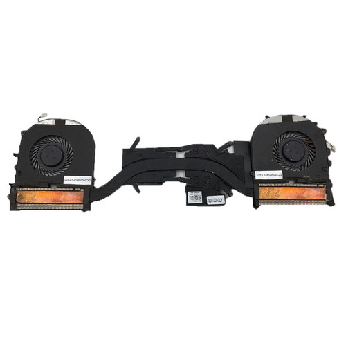 Laptop Heatsink&Fan For DELL XPS 15 9530 Precision M3800 P31F new