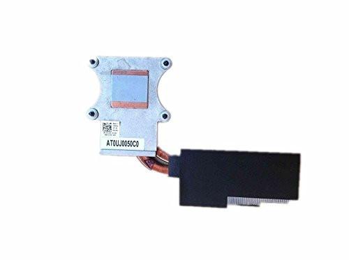 Laptop CPU Heatsink For DELL Alienware M17X R5 AT0UJ0050F0 0C61N1 C61N1 new
