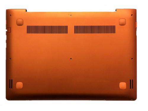 Laptop Bottom Case for Lenovo Ideapad 500S-14ISK 5CB0K37610 460.03N1A.0001 Orange Base Cover