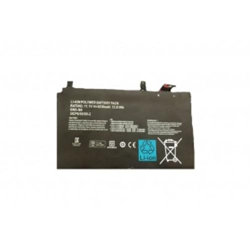 Laptop Battery For Gigabyte P35G V2 P35G V2-5 P35K P35K V3 P35W V2 P35W V3 P35W V4 P35W V5 P35X P35X V3 P35X V4 P35X V5 GNS-I60 961TA010FA 6830mAh 75.81Wh