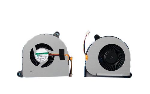 Laptop CPU Fan For DELL Inspiron 17R 5720 7720 P15E MF75120V1-C100-G99 0D0D6C D0D6C DC5V 0.37A new