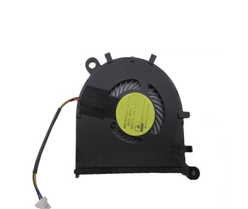 Laptop CPU Cooling Fan For DELL XPS 13 9350 9343 9360 P54G DC28000F2F0 DFS150505000T FFH0 0XHT5V XHT5V