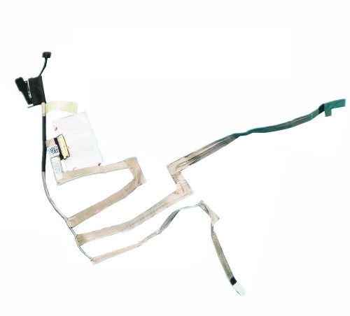 Laptop LCD LVDS Cable for DELL Precision M4700 P21F QAR00 HD DC02001FL00 0V4PMW V4PMW New and Original