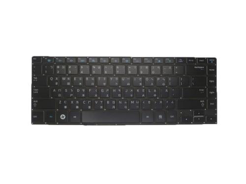 Laptop Keyboard for Samsung NP730U3E NP740U3E 730U3E 740U3E France FR BA59-03669K Silver Without Backlit Frame