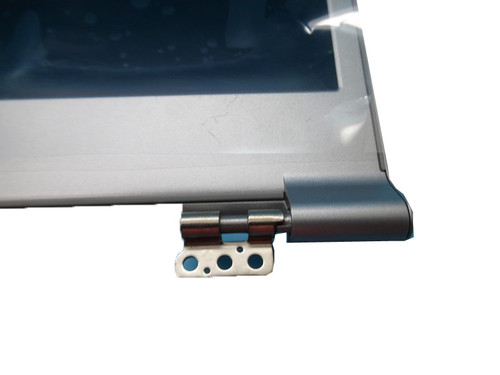 Laptop LCD Module(LCD Display Screen+Cover+Front Bezel+Cable+Hinge) For Samsung NP900X3L 900X3L Silver New