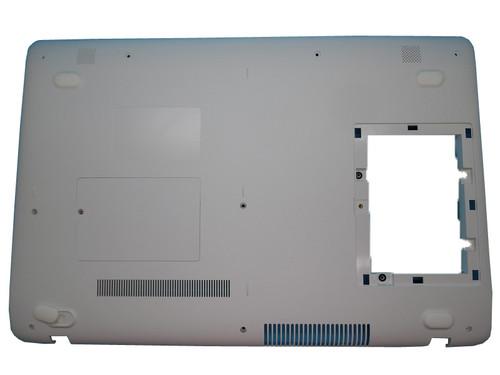 Laptop Bottom Case For samsung NP370E5K 370E5K BA98-00820B Lower Case White New