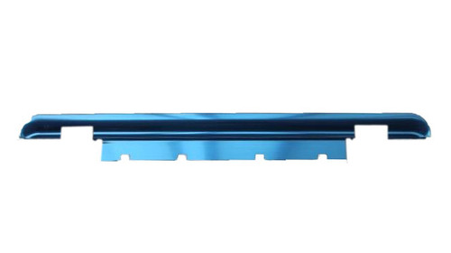 Laptop Hinge Cover Assembly For DELL Inspiron 15R N5110 M5110 M511R P17F blue 42.4IE37.102 0XWHNR XWHNR new