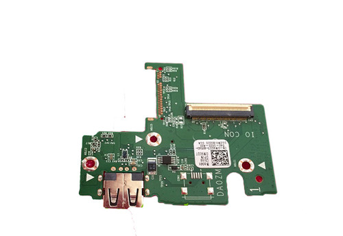 Laptop USB Board For DELL Chromebook 11 3120 P22T DA0ZM8PI6D0 0M900T USED