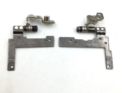 Laptop LCD Hinge L&R For DELL Latitude E7250 7250 P22S NO-TOUCH AM14A000300 AM14A000400