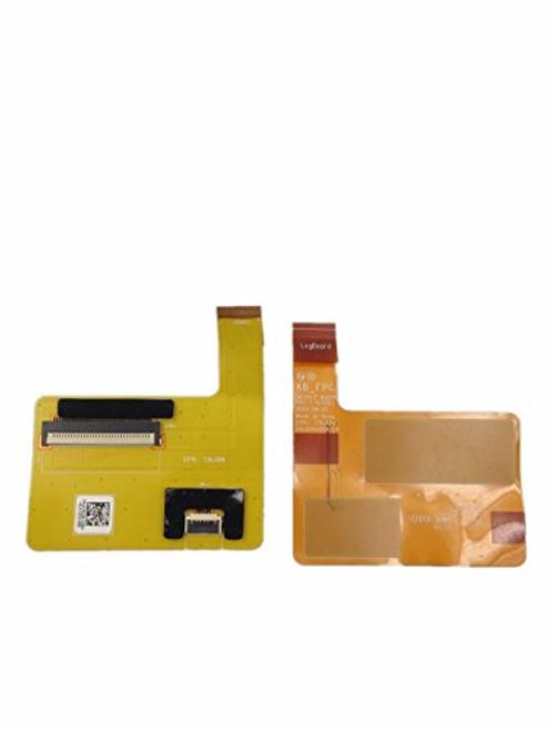 Laptop Keyboard Junction Board FPC Cable For DELL Latitude 13 7000 7350 P58G ZAU70 LF-B337P DA30000OU10 0CNJDN CNJDN