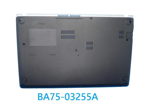 Laptop Bottom Case For Samsung NP350U2B NP350U2A 350U2B 350U2A BA75-03255A Lower Case USED