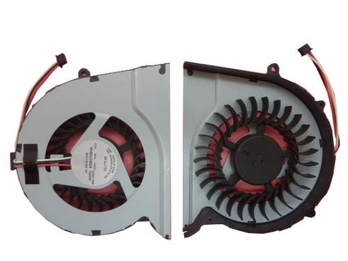 Laptop CPU Cooling Pads Fan For Samsung Q470 Q468 NP500P4A NP500P4C KSB0705HA-K111 BA81-16667B New Original