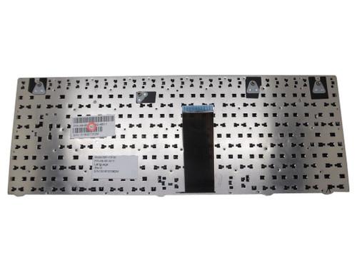 Laptop Keyboard For CLEVO W130EV MP-10F83US-4301 6-80-W1300-012-1 X6-80-W1300-011-1 United States US Without Frame