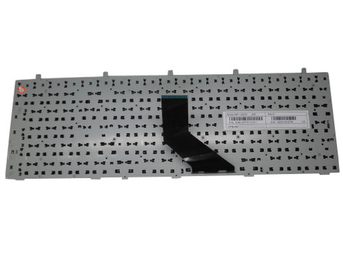 Laptop Keyboard For CLEVO W350ET W350ETQ W350SKQ W350SSQ W350STQ W355SDQ W355SSQ W355STQ W370ET W370SK W370SS W370SSQ W370ST Turkish TR Black Frame